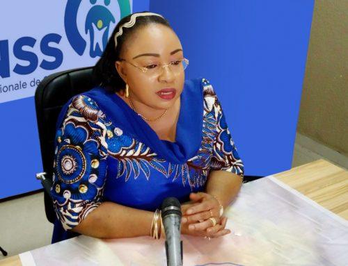 Triennium 2020-2022 : Agnès Mwad Nawej Katang prend le bâton de commandement du BLAISAC